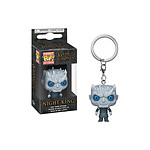 Game of Thrones - Porte-clés Pocket POP! Night King 4 cm