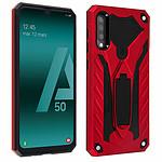 Avizar Coque Rouge pour Samsung Galaxy A50 , Samsung Galaxy A30s