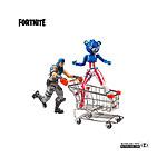 Fortnite - Figurines Shopping Cart Pack War Paint & Fireworks Team Leader 18 cm