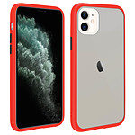 Avizar Coque Rouge pour Apple iPhone 11