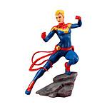 Marvel Universe - Statuette Avengers Series ARTFX+ 1/10 Captain Marvel 17 cm