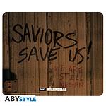 The Walking Dead -  Tapis De Souris Saviors Save Us