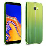 Avizar Coque Vert pour Samsung Galaxy J4 Plus
