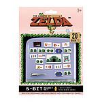 The Legend of Zelda - Pack 20 aimants Retro The Legend of Zelda