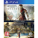 Assassin s Creed Origins Assassin s Creed Odyssey (PS4)