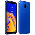 Avizar Coque Bleu pour Samsung Galaxy J6 Plus