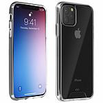 Avizar Coque Transparent Bi-matières pour Apple iPhone 11 Pro Max
