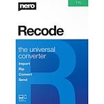 Nero Recode - Licence perpétuelle - 1 poste - A télécharger