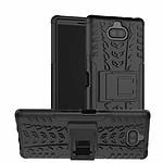 Lapinette Coque Anti Choc Pour Sony Xperia 10 Modèle Spider Noir