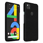 Avizar Coque Noir pour Google Pixel 4A