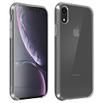 Avizar Coque Transparent Semi-Rigide pour Apple iPhone XR