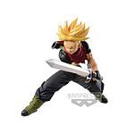 Super Dragon Ball Heroes - Statuette Transcendence Art Super Saiyan Trunks Future 14 cm
