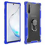 Avizar Coque Bleu Hybride pour Samsung Galaxy Note 10