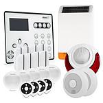 Alarme GSM Atlantic'S ATEOS - Kit 10 (MD-326R)