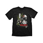 Call of Duty : Black Ops Cold War - T-Shirt Army Comp - Taille XL