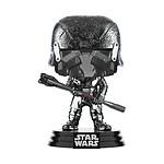 Star Wars - Figurine POP! KOR Club (Chrome) 9 cm