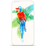 1001 Coques Coque silicone gel Apple IPhone 7 Plus motif RF Tropical party