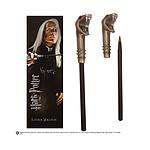 Harry Potter - Set stylo à bille et marque-page Lucius Malfoy