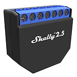Shelly Micromodule 2 Relais Wi-fi Encastrable SHE_MDL-2-5