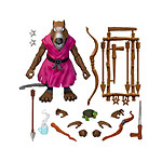 Les Tortues Ninja - Figurine Ultimates Splinter Version 2 18 cm