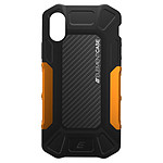 ELEMENT CASE  Coque FORMULA pour iPhone X Noir/Orange