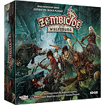 Jeu Zombicide - Black Plague Extension : Wulfsburg