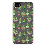 1001 Coques Coque silicone gel Apple iPhone 8 motif Cactus