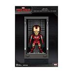 Iron Man 3 - Figurine Mini Egg Attack Hall of Armor Iron Man Mark VI 8 cm