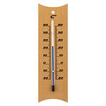 OTIO-Thermomètre classique à alcool - bois - Otio