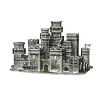 Game of Thrones - Puzzle 3D Winterfell