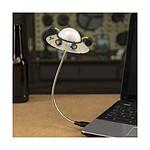 Rick & Morty - Lumière flexible USB Rick's Ship 9 cm