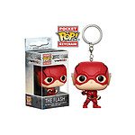 Justice League - Porte-clés Pocket POP! Flash 4 cm