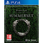 The Elder Scrolls Online Summerset (PS4)