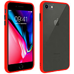 Avizar Coque Rouge pour Apple iPhone 7 , Apple iPhone 8 , Apple iPhone SE 2020