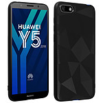 Avizar Coque Noir Hologramme pour Huawei Y5 2018 , Honor 7S
