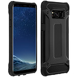 Avizar Coque Noir Defender II pour Samsung Galaxy S8 Plus