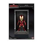 Iron Man 3 - Figurine Mini Egg Attack Hall of Armor Iron Man Mark III 8 cm