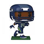 NFL - Figurine POP! D.K. Metcalf (Seattle Seahawks) 9 cm
