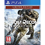 Ghost Recon Breakpoint Limited Edition (PS4)