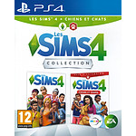 Les Sims 4 Collection Sims 4 + Chats & Chiens (Extention Pack) (Playstation 4)