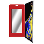 Avizar Etui folio Rouge pour Samsung Galaxy Note 9