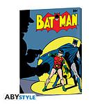 Dc Comics -  Toile Batman Couverture Vintage (30 X 40 Cm)