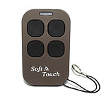 Creasol Télécommande Multi Soft Touch Marron CRE_MULTIST_MARR