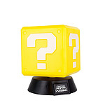 Nintendo - Veilleuse 3D Question Block 10 cm
