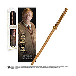 Harry Potter - Réplique baguette Arthur Weasley 30 cm