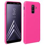 Avizar Coque Rose pour Samsung Galaxy A6 Plus