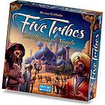 Jeu Five Tribes