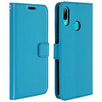 Avizar Etui folio Bleu pour Huawei P Smart 2019 , Honor 10 Lite