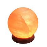 Zen'Arôme - Lampe USB en Cristal de Sel d'Himalaya Sphère