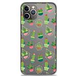 1001 Coques Coque silicone gel Apple iPhone 11 Pro motif Cactus